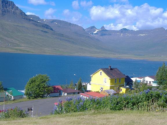 Egilstadir fjord est hofn for Ask yourself why la piscine